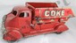 Marx 30's Coal Truck, Red