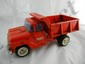 Buddy L Red Dump Truck