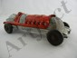 Hubley #22 Silver/Red Metal Racer