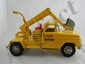 Tonka Yellow Backhoe Truck