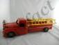 Structo Fire Truck w/ Ladders