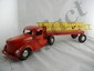 Structo Fire Dept Truck and Ladder Trailer