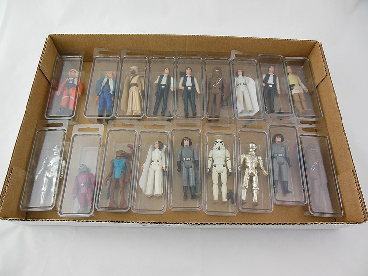 18- 1977 and 1978 Star Wars Action Figures
