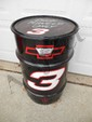 Custom Painted Dale Earnhardt Rag Can