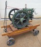 1 1/2 HP McCormick-Deering Hit-n-Miss Engine, Fully Restored, w/ Cart