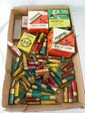 Box Lot of Assorted Shotgun and Rifle Ammunition