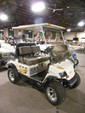 Custom Gas Golf Cart, Back Seat, Lift Kit, Snowmobile Motor, Does over 50 MPH, Runs!