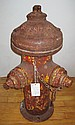 American Cast Iron Fire Hydrant, Marked Rensselaer