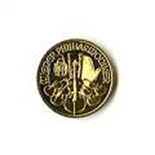 European Gold: Austrian Tenth Ounce Philharmonic Gold C