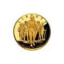Gold $5 Commemorative 2011 Army Proof