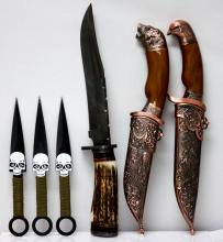 COLLECTIBLE DAGGERS SET