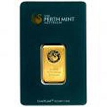 Gold Bars: Perth Mint 20 Gram Gold Bar