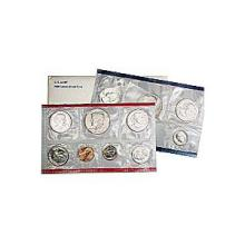 Uncirculated Mint Set 1981