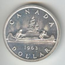 Canada silver dollar(Date of our Choice)