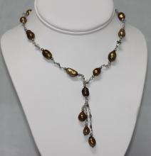 125CTW BROWN PEARL