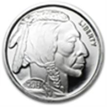 2013 1/2 oz Buffalo Silver Round .999 Fine