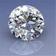 EGL CERT 0.51 CTW ROUND DIAMOND D/SI1