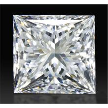 EGL CERT 1.03 CTW PRINCESS CUT DIAMOND D/SI2
