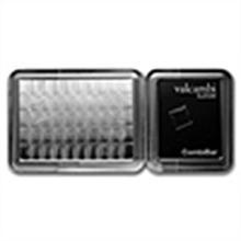 50x 1 gram Valcambi Palladium CombiBar