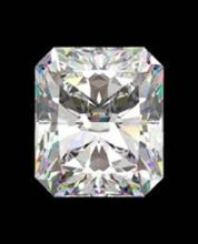 EGL CERT 0.74 CTW Radiant DIAMOND E/SI1