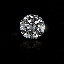 EGL CERT 0.57 CTW Round DIAMOND I/VS1