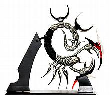 Collectors Edition Demon Scorpion Fantasy Blade