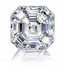 GIA CERT 1.02 CTW Asscher DIAMOND E/VVS2
