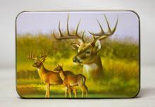 Wildlife Deer Folding Knife - Deer Money Clip