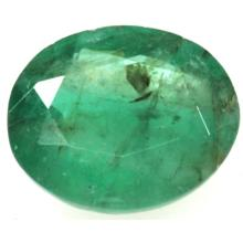 Natural 2.7ctw Emerald Oval Stone
