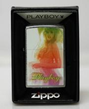 GENUINE ZIPPO LIGHTER PLAYBOY SERIES MADE IN USA