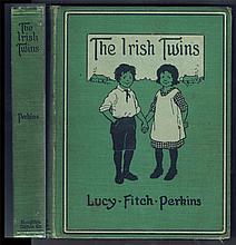 The IrishTwins   Perkins, Lucy Fitch