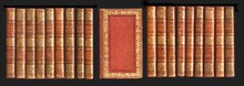 1819 The British Essayists 18 volumes