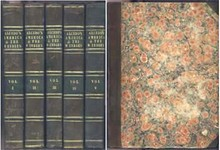 1812 Geographical And Historical Dictionary Of America and The West Indies 5 volumes