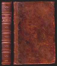 1792 American Museum, Or, Universal Magazine