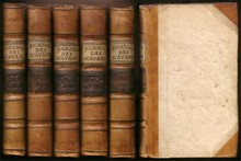 1756 Journal Des  Scavans (Savants) 5 volumes
