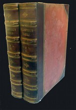1870 The Works Of Shakespere 2 volume imperial edition