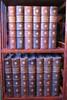 1875 Nouveaux Lundis 13 leather volumes