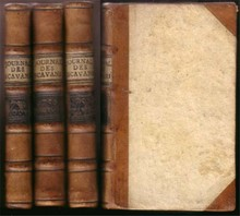 1753 Journal Des  Scavans (Savants) 3 volumes