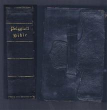 1858 English Version Of The Polyglott Bible