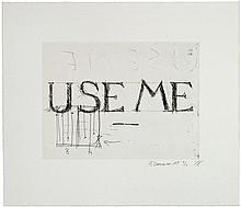 Bruce Nauman: Use Me