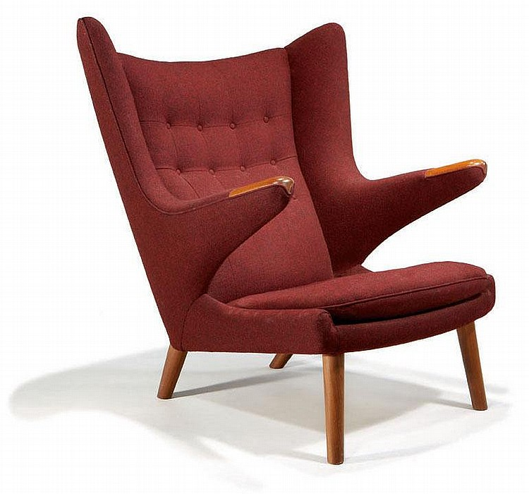 Hans J. Wegner, Papa Bear chair