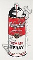 Tomato Spray 2009, Mr Brainwash, Click for value