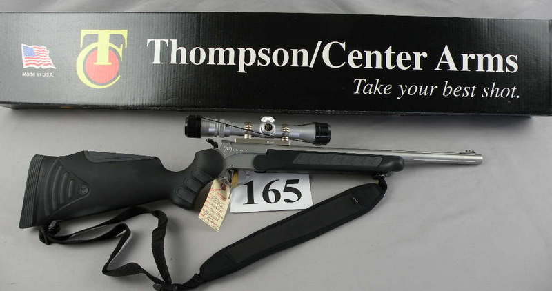 Thompson Center Encore 500 S&W Mag