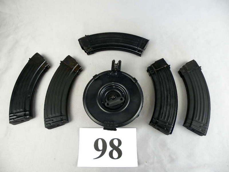 Romania AK-47 Magazines