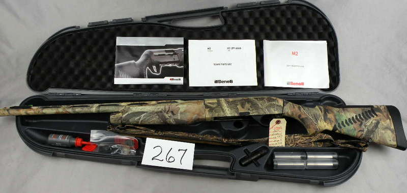 "Benelli M2 Field With ""Comfortech"" 20 Gauge 3"""