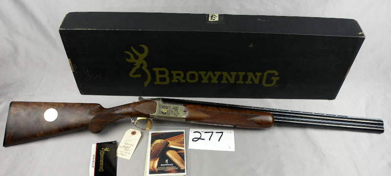 "Browning Upland V Lightning Feather 17 Of 100, 20 Gauge 3"" Chamber"
