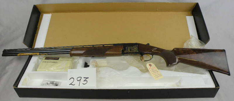 Browning C525 Quail Unlimited 50 Of 100 410 Gauge 3""