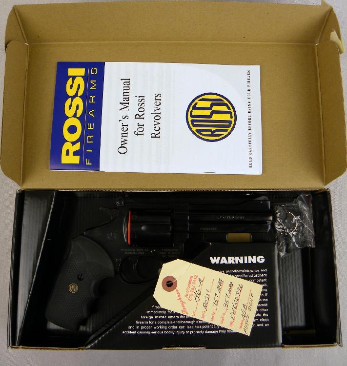 Rossi 357 Magnum