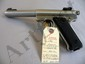 Ruger MK II Target RCA Special Issue 22 LR