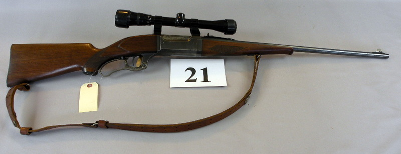 Savage Model 99-G Lightweight Takedown .300 Savage